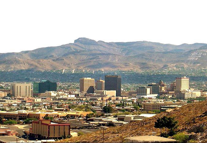 Gay El Paso El Paso County Texas USA