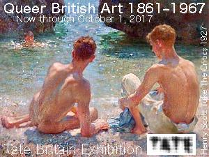 Queer British Art 1861–1967 | Works relating to LGBTQ identities